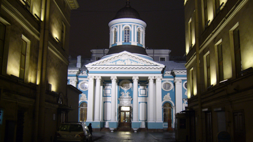 St. Petersburg, Church